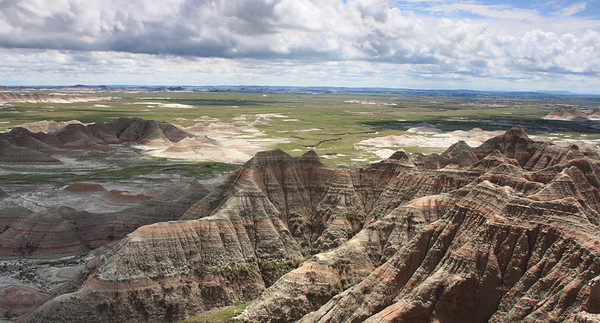 Badlands NP 2008