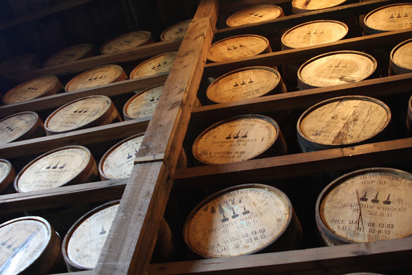 Kentucky - Woodford Reserve 2008