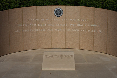 Reagan Library 2008