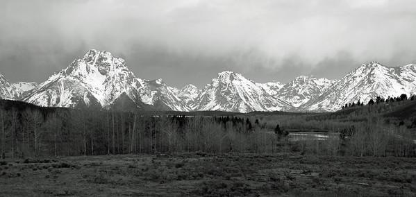 Grand Teton NP 2008